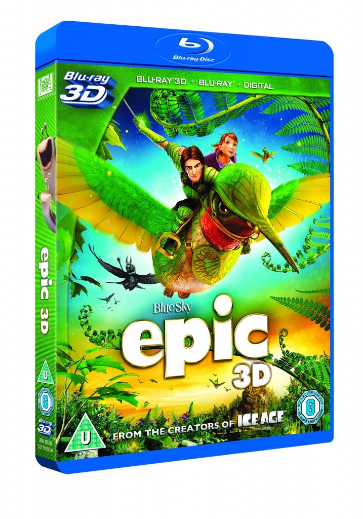 Win Epic DVD