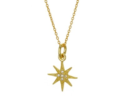 John Greed Star Necklace