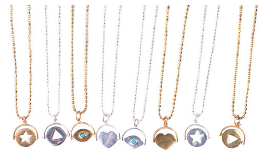 Necklaces for Valentine's Day