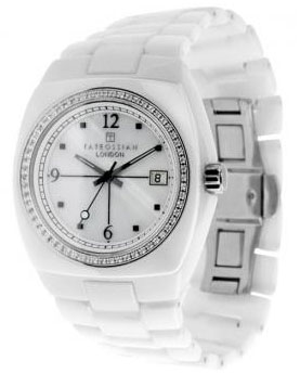 Statement Style All White With Tateossian Watches