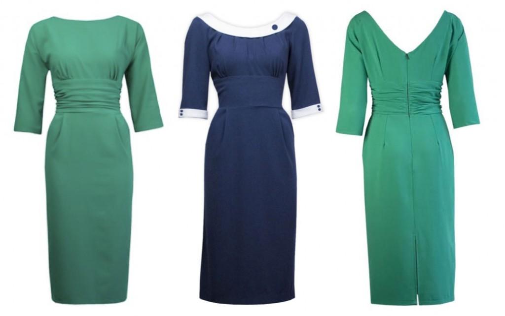 60s-Mad-Men-inspired-dresses