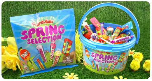 Delicious last minute easter treats and gifts girlie gossip easter sweets negle Image collections
