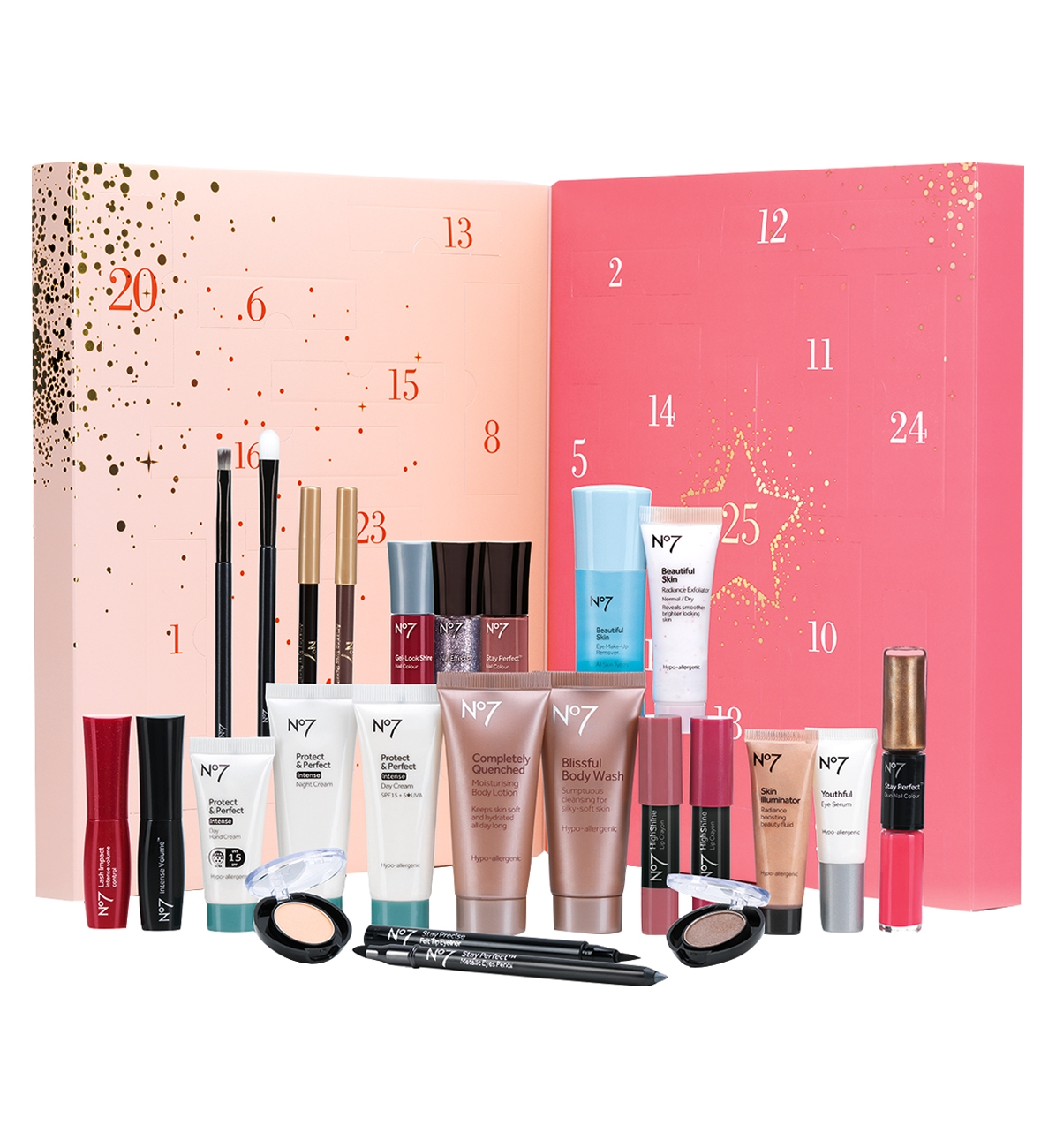Beauty Advent Calendar.The Best Of The 2014 Beauty Advent Calendars Lifestylelinked Com