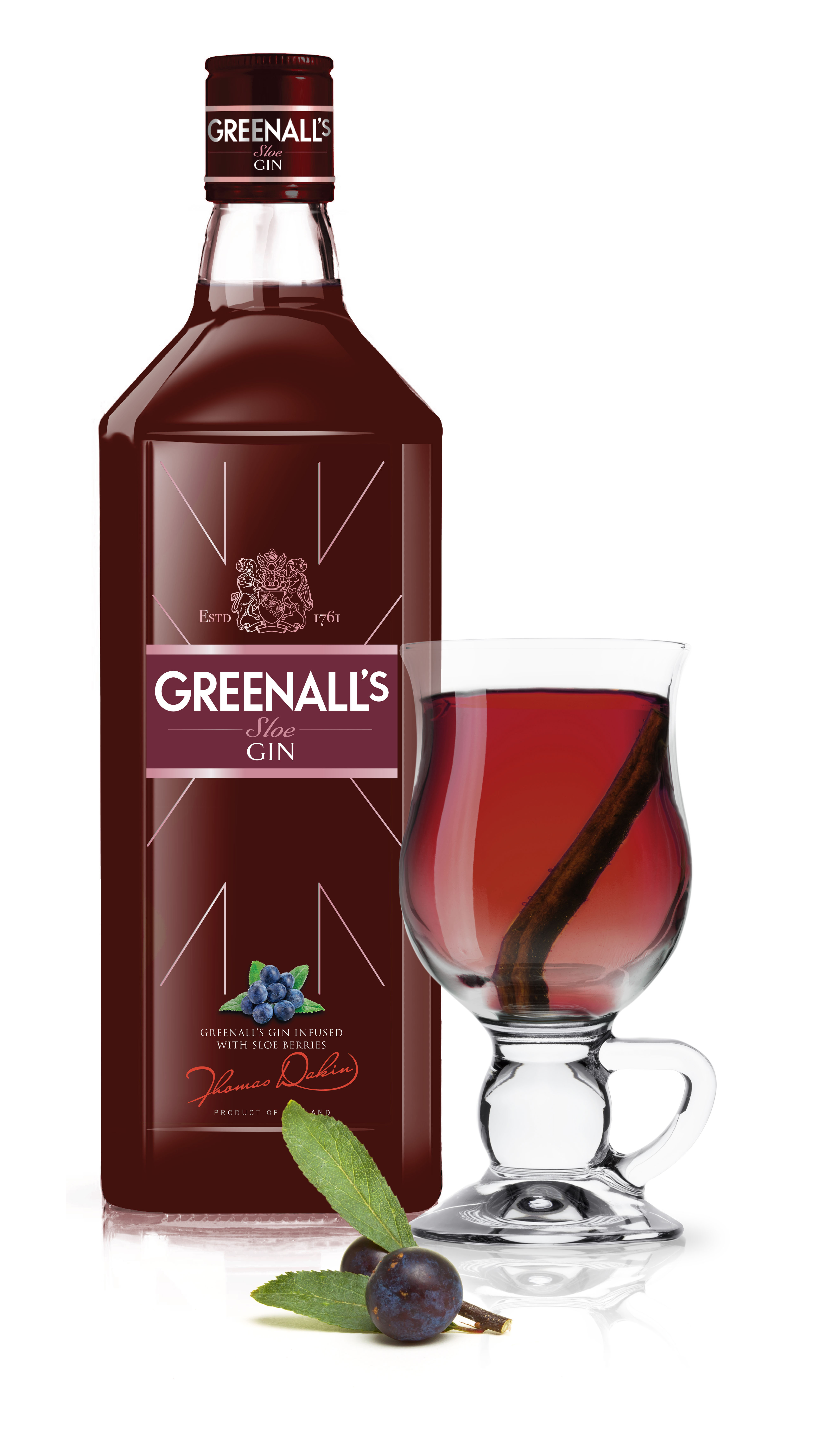 Winter warmers greenall 39 s sloe gin and wild berry for Pomegranate molasses sainsburys
