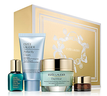 Christmas Gifts From Estee Lauder
