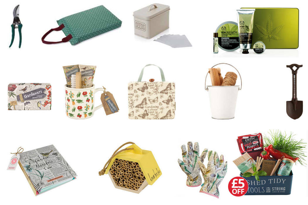 the great gardeners gift guide round up