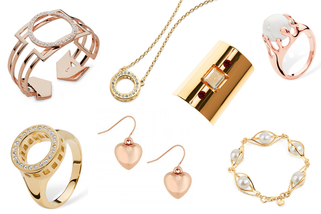 Gold Jewellery: Winter Fashion Trend And Christmas Gift Ideas ...