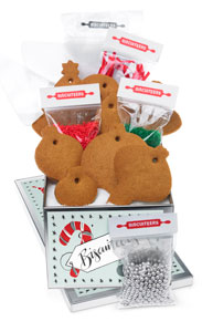 Get Creative This Xmas With The Biscuiteers