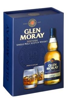 Glen Moray Gift Pack with Glasses