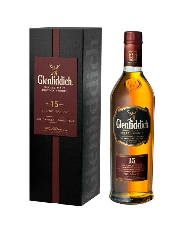 Glenfiddich Father's Day