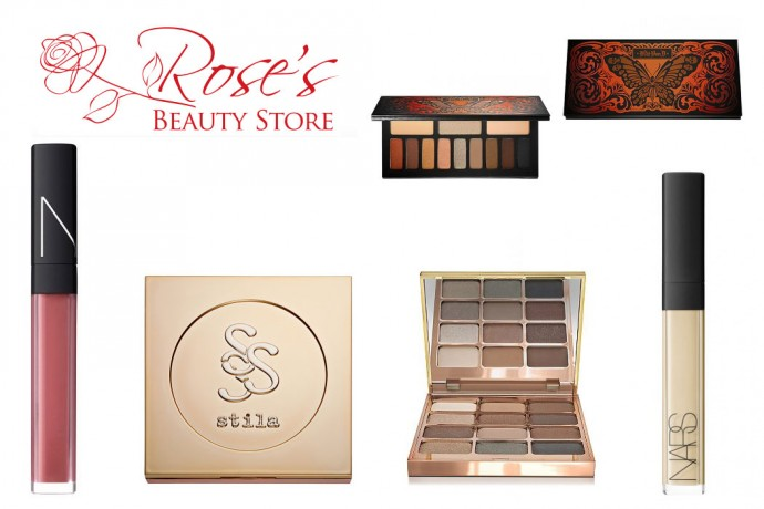 Designer Beauty Products from Roses Beauty Store