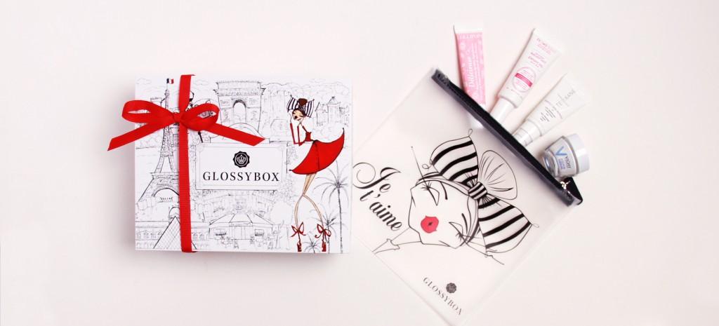 July Vive La France GLOSSYBOX