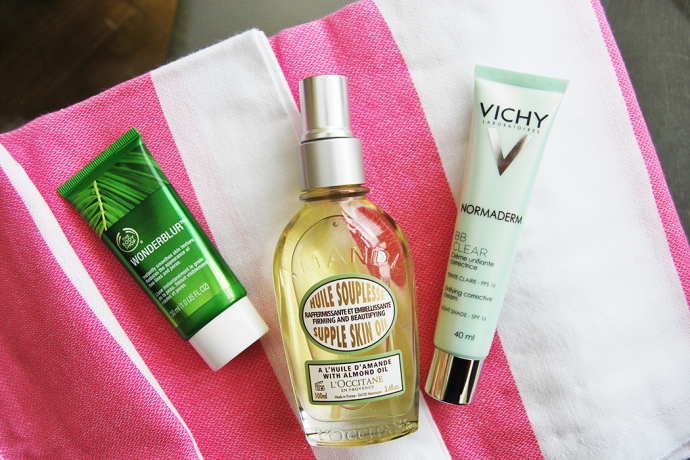 Bank Holiday Beauty Favourites August 2015