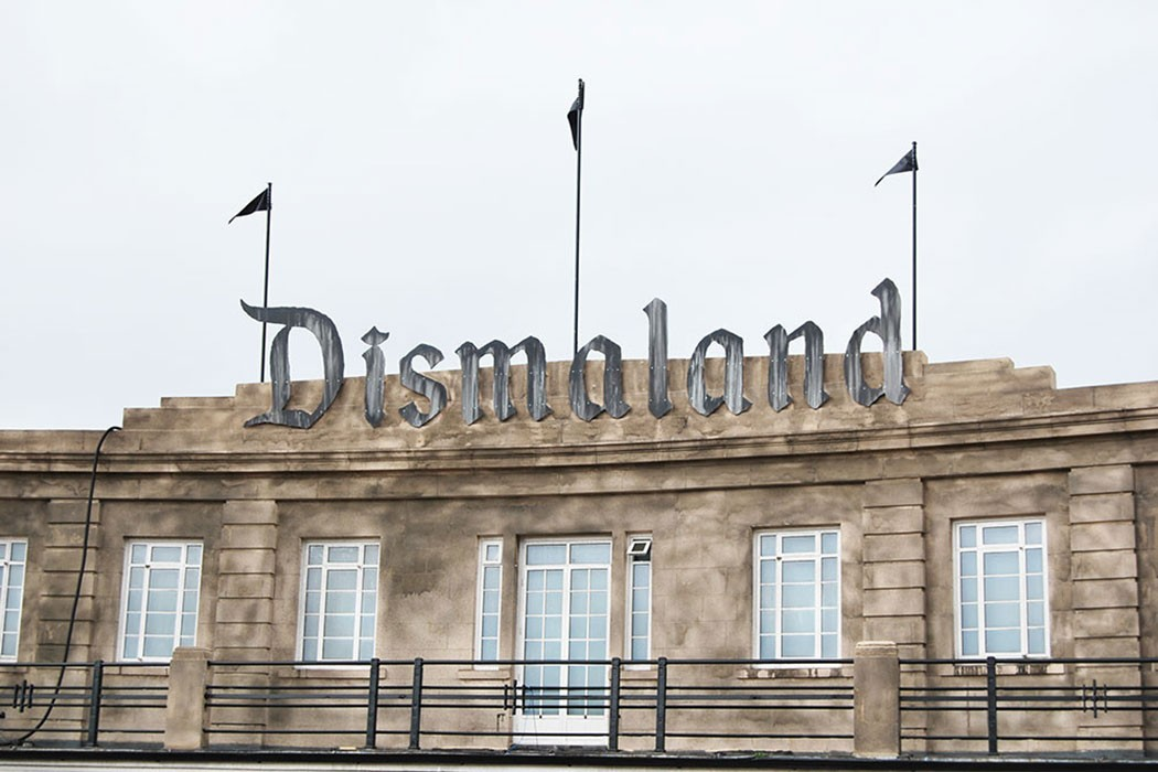 Inside Dismaland Pics and Reviews