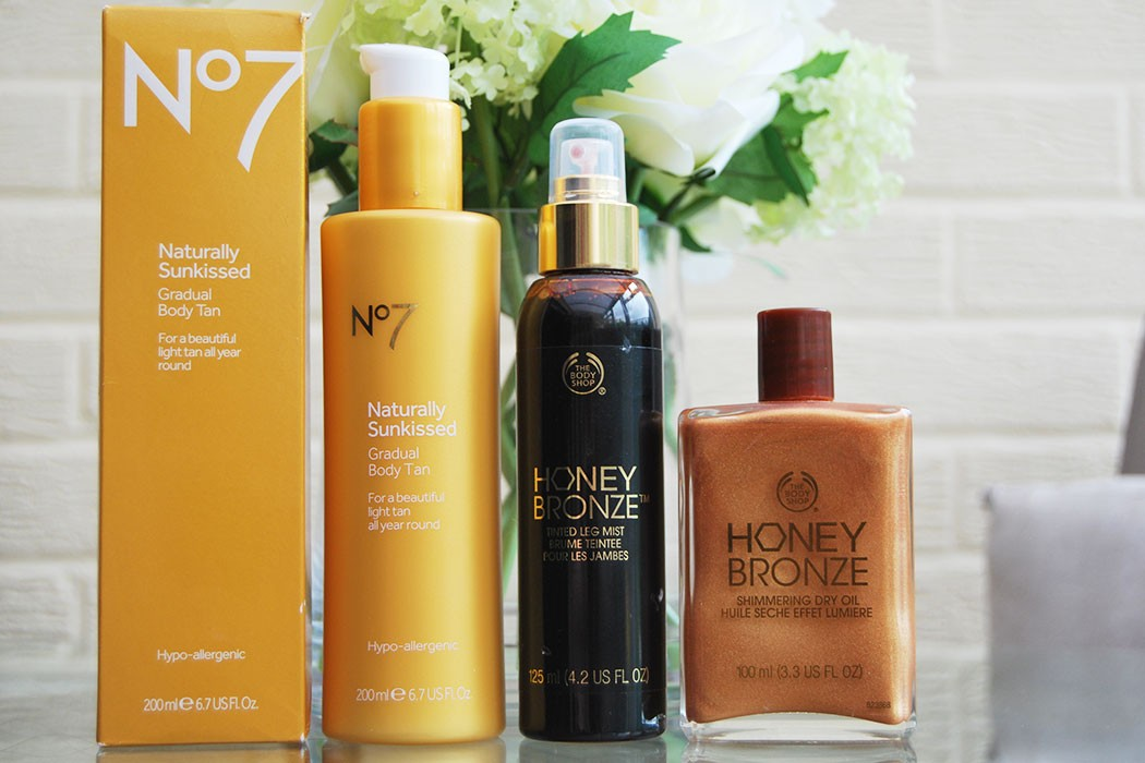 Fake Tanning Products