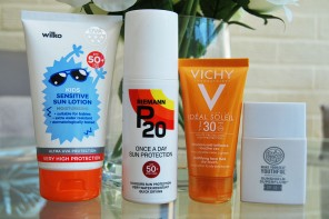 4 Fab Non-Greasy Sunscreens For Face and Body