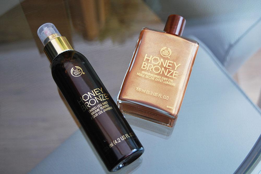 Body Shop Honey Bronze Review