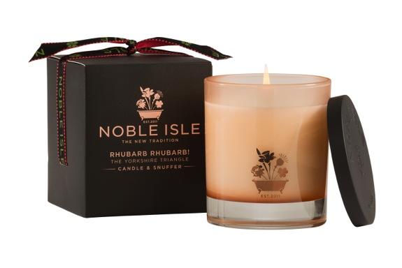 Noble Isle Rhubarb Candle