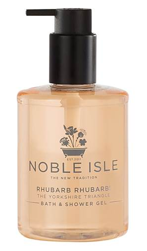 noble isle shower gel