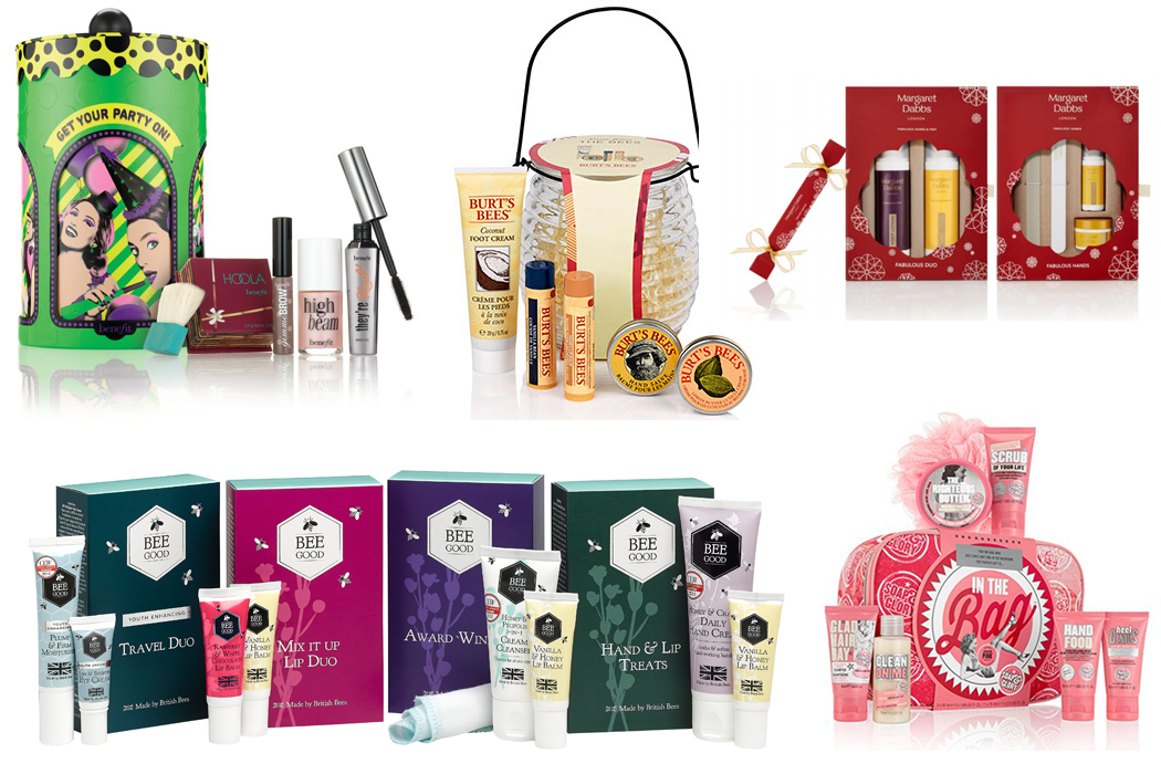 Christmas gift guide the beauty sets edit