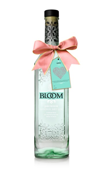 BLOOM Gin for Valentine's Day