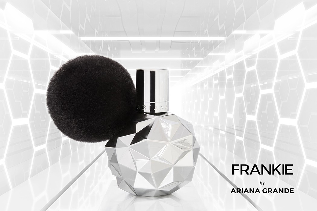 New Fragrance Release : Frankie by Ariana Grande