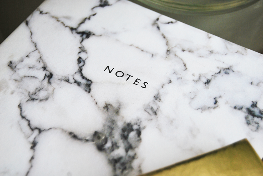 marble-stationery-book