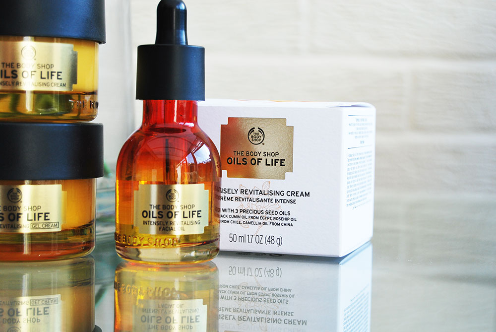The Body Shop Intensely Revitalising Facial Oil