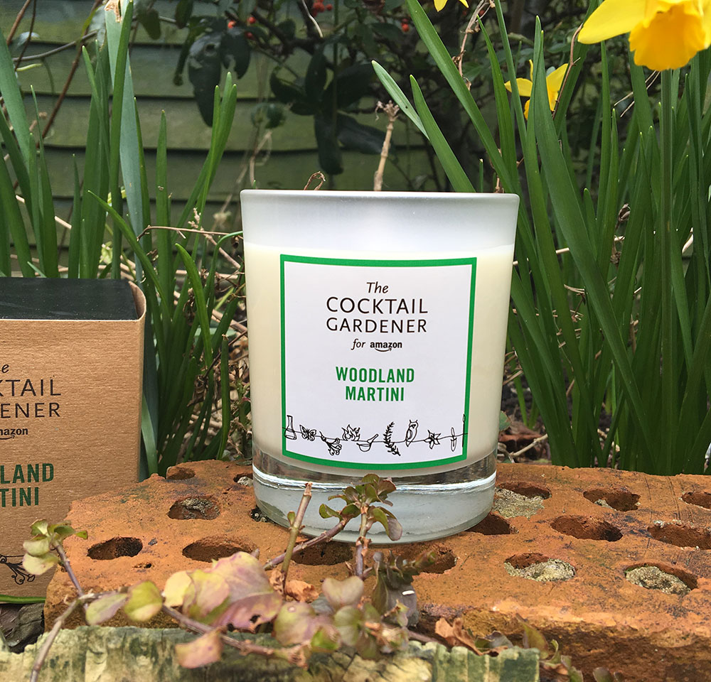 The Cocktail Gardener Candle