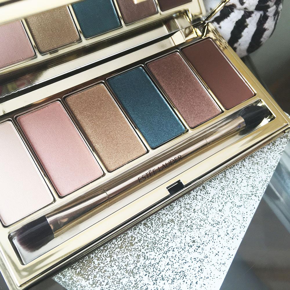 bronze goddess estee lauder eyeshadow palette