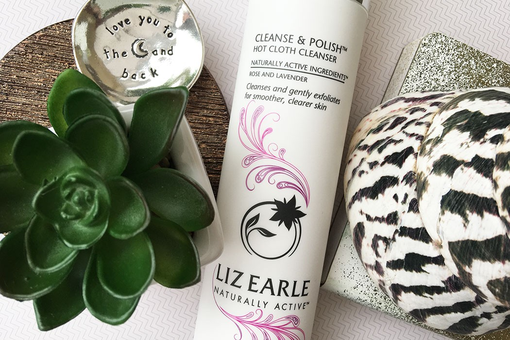 Liz Earle Cleanse and Polish Rose and Lavender Review
