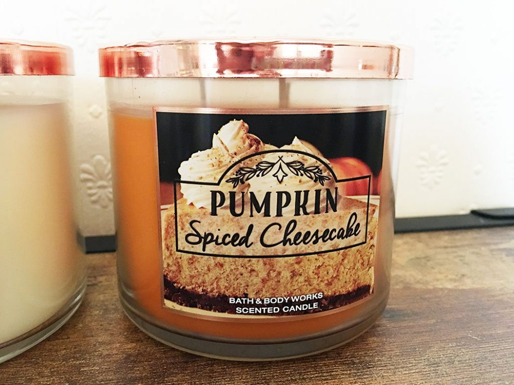 Bath and Body Works Fall 2016