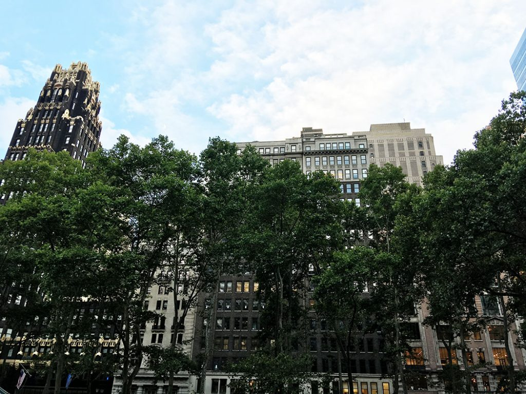 Bryant Park picture