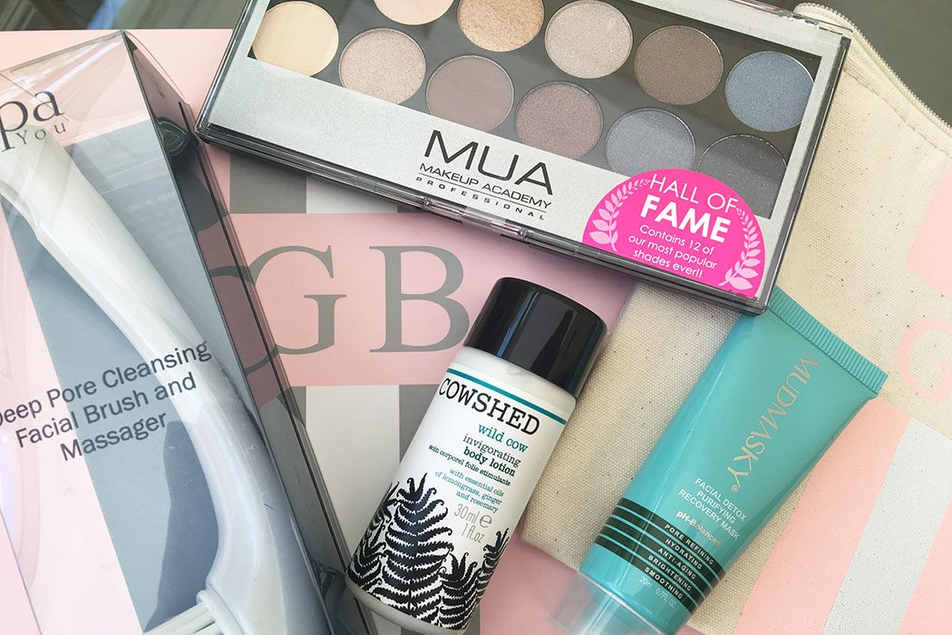 Glossybox August 2016
