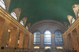 grand central station inside