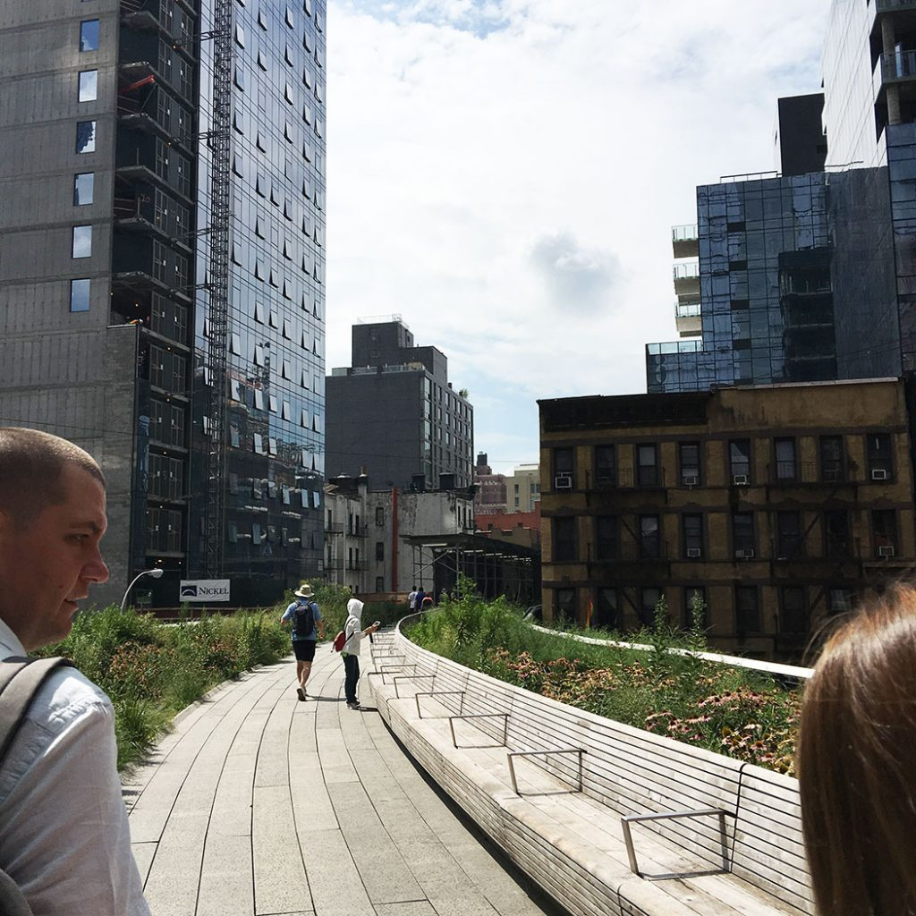 new york highline images