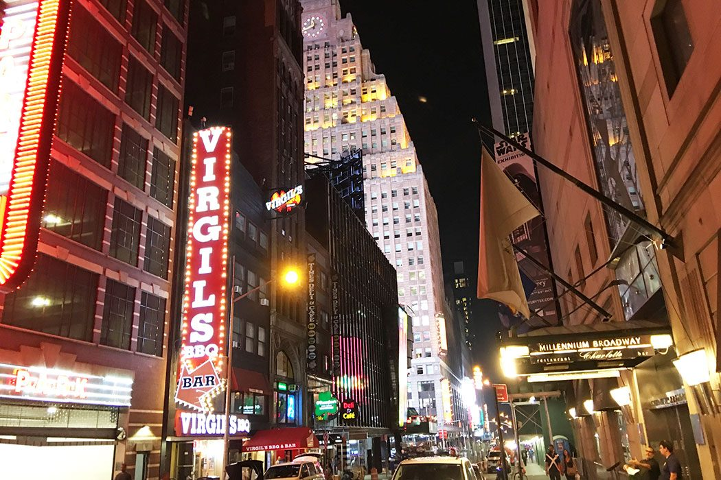 Millennium Broadway Hotel New York Review