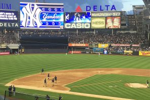Going To A Yankees Game | Adventures in New York Part Four