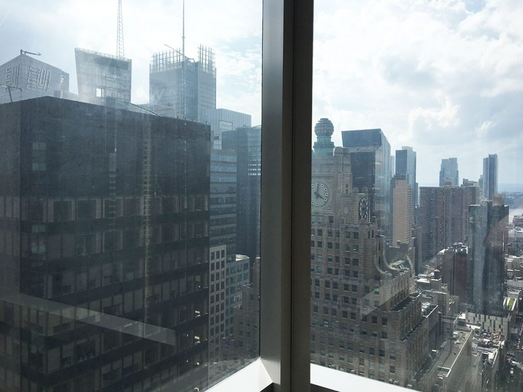 room with city view millennium broadway hotel new york city