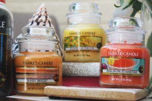 Yankee Candle Warm Summer Nights