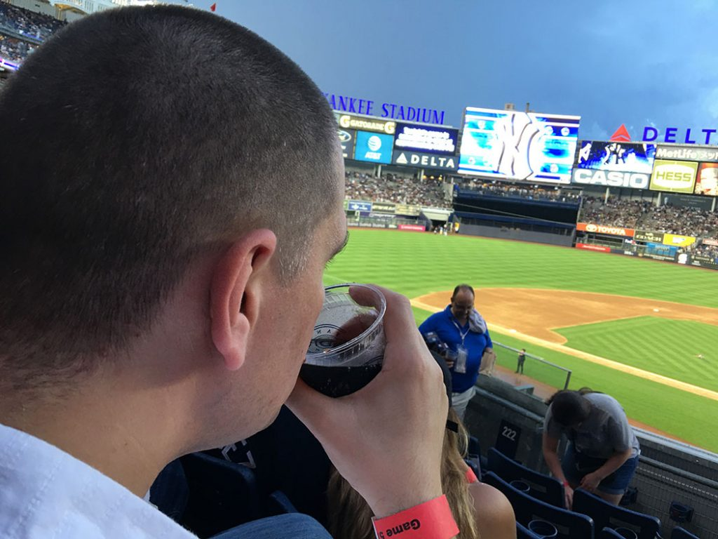 Going To A Yankees Game