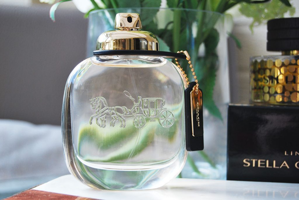 coach perfume edp