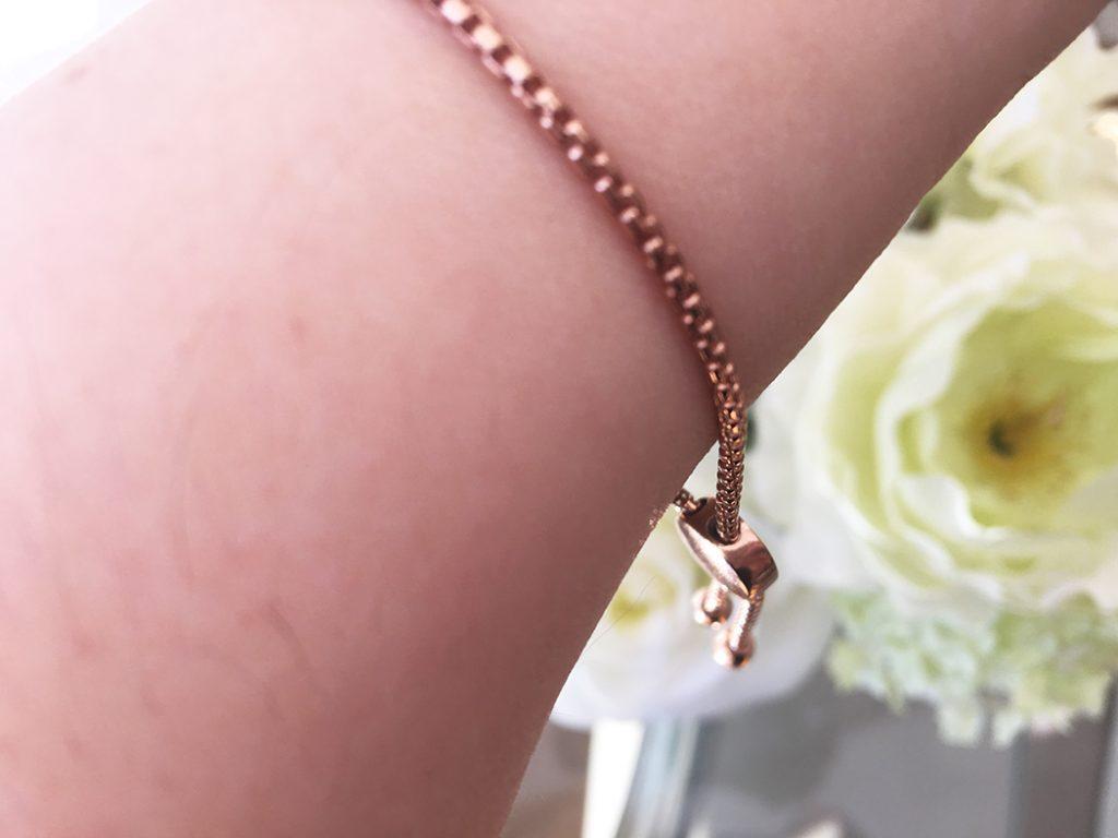 sparkling jewellery bracelet
