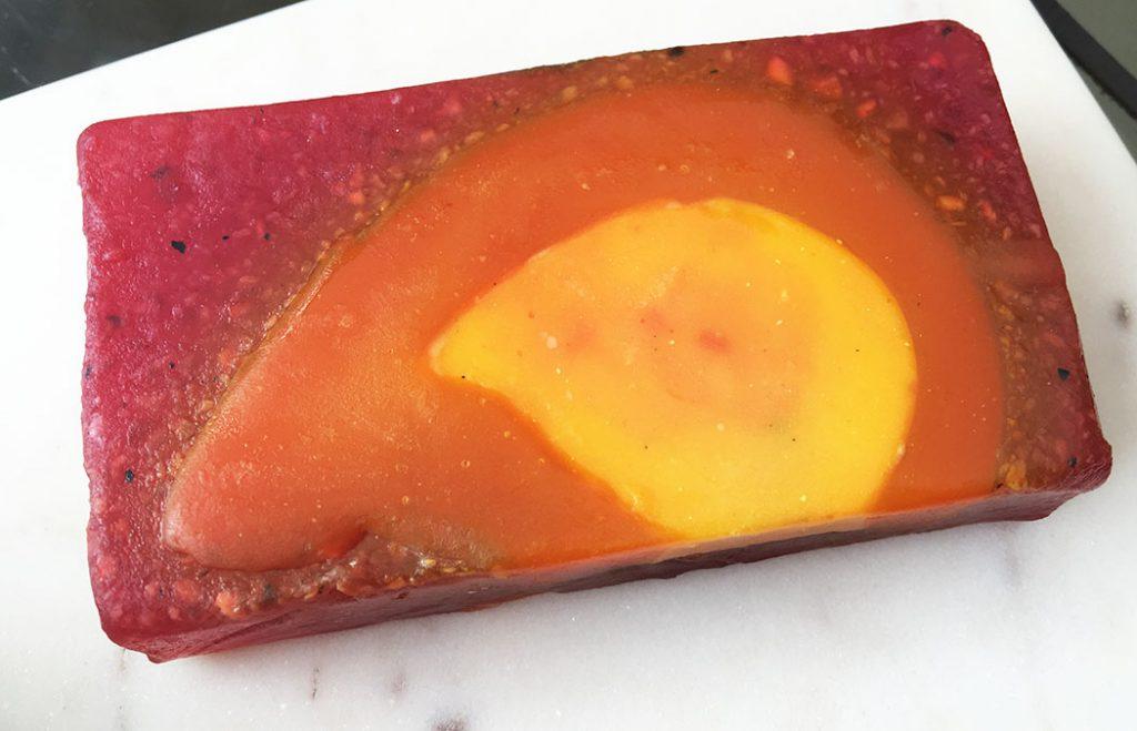 lush fireside soap