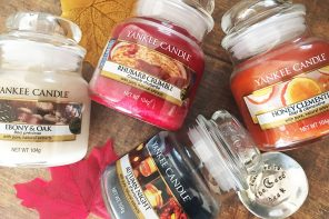 Yankee Candle Harvest Time | Perfect Autumn Candles