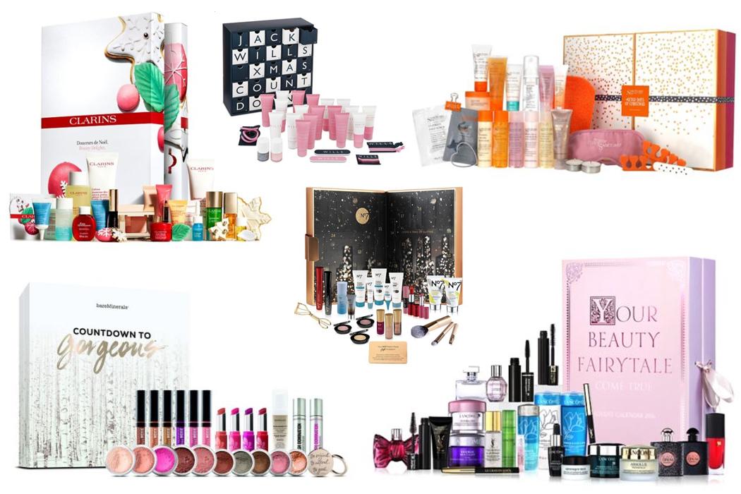Advent Calendar 2016 : Beauty advent calendar the top picks