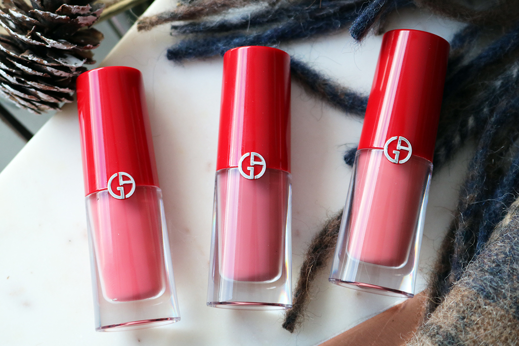 Giorgio Armani Lip Magnets Review