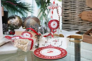 Ideas for Christmas Eve Boxes and Treats for Santa!