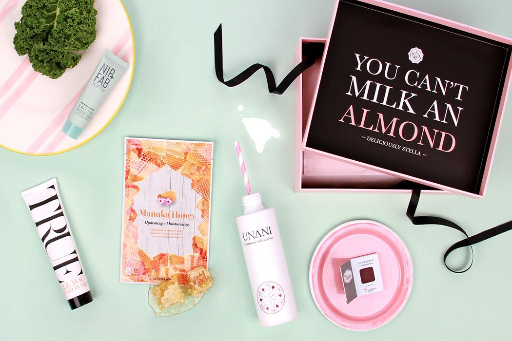 Glossybox January 2017 Review