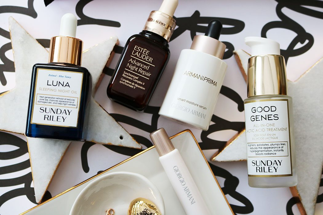 luxury skincare
